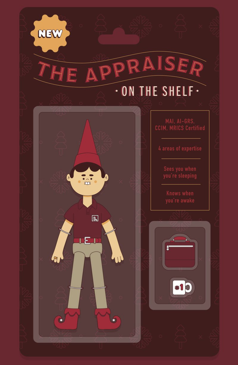 The Appraiser on the Shelf